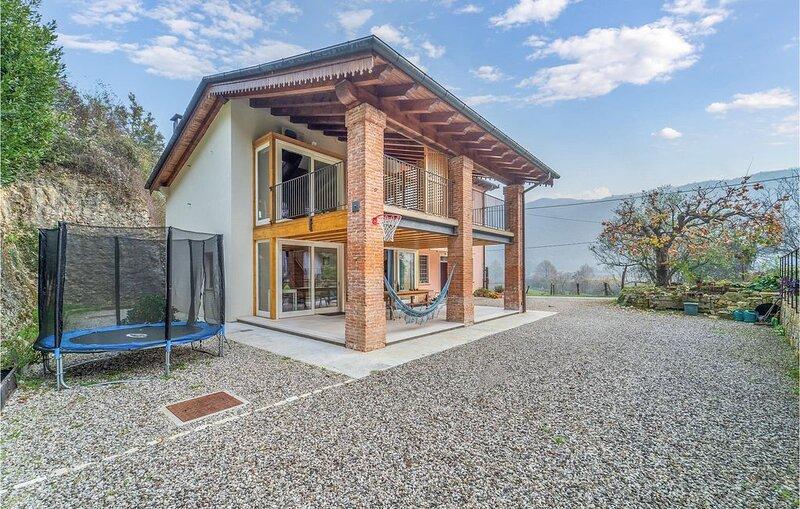 2 Zimmer Unterkunft in Arcugnano, vacation rental in Villaga