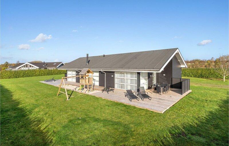 4 Zimmer Unterkunft in Sydals, location de vacances à Horuphav