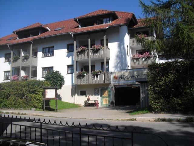 Apartment Bad Hindelang for 2 - 3 persons with 1 bedroom - Holiday, aluguéis de temporada em Wertach