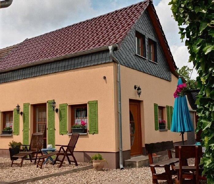 Ferienhaus Löwenberger Land für 1 - 4 Personen - Ferienhaus, aluguéis de temporada em Kremmen