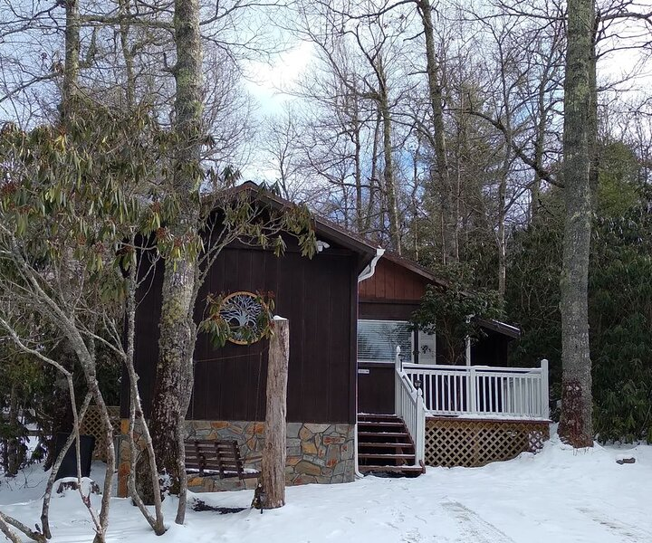 Tree of Life Cottage, casa vacanza a Newland