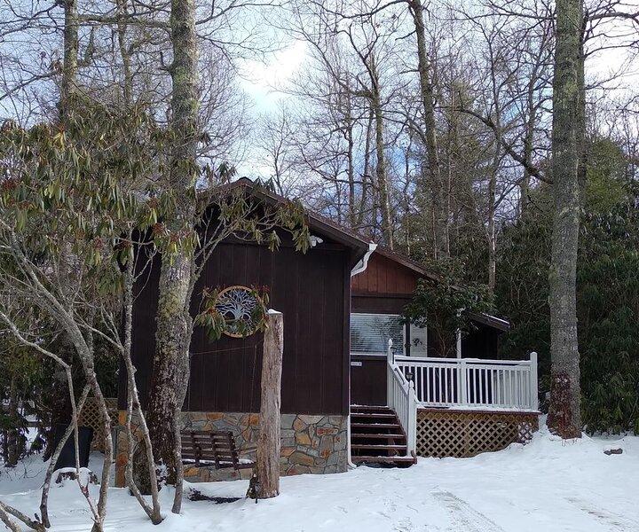 Tree of Life Cottage, location de vacances à Newland