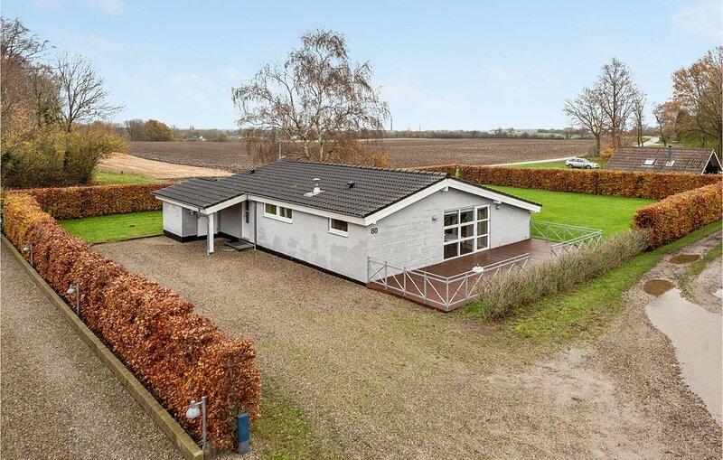 3 Zimmer Unterkunft in Egernsund, location de vacances à Rinkenaes