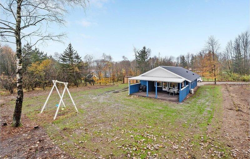 3 Zimmer Unterkunft in Toftlund, holiday rental in Ribe