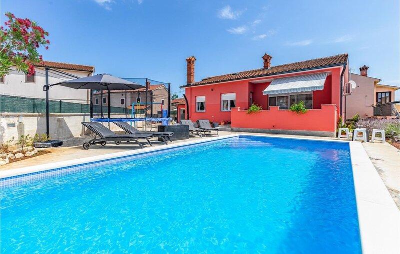 3 Zimmer Unterkunft in Marcana, casa vacanza a Marcana