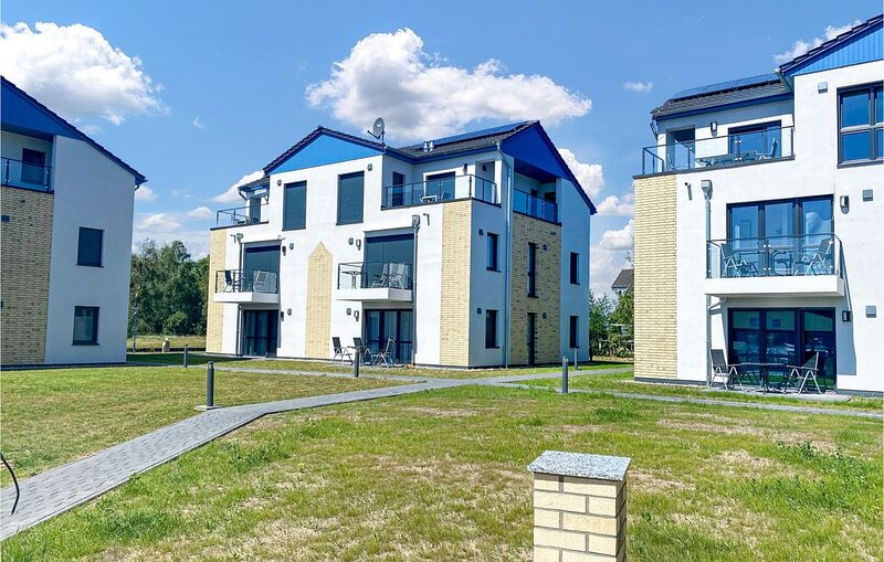 2 Zimmer Unterkunft in Rechlin, location de vacances à Vipperow