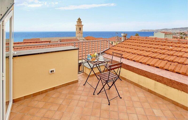 1 Zimmer Unterkunft in S.Stefano al Mare -IM-, vacation rental in Pompeiana