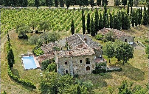 Ferienwohnung Pievasciata für 1 - 6 Personen mit 3 Schlafzimmern - Feriendomizil, casa vacanza a Pievasciata