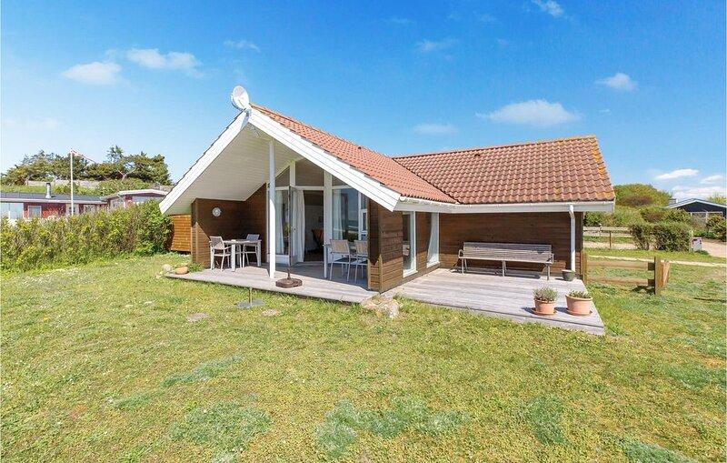 3 Zimmer Unterkunft in Slagelse, alquiler de vacaciones en West Zealand