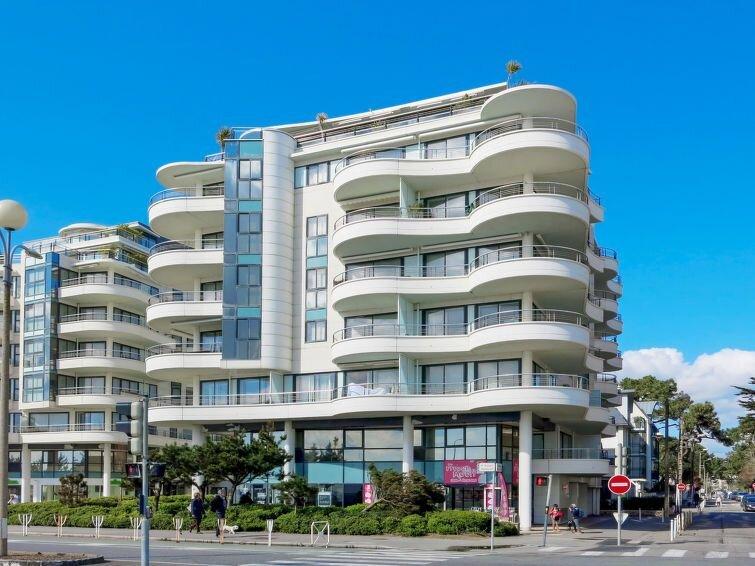 Apartment in La Baule, Loire - Atlantique - 4 persons, 1 bedroom, holiday rental in La-Baule-Escoublac