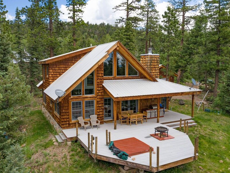 A little corner of heaven in the heart of the mountains of Colorado., holiday rental in Rico