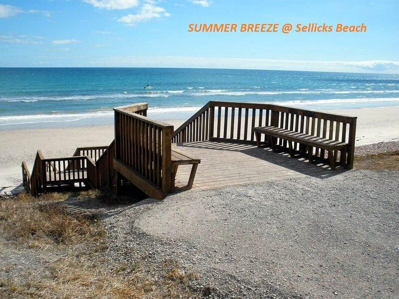 SUMMER BREEZE * Sellicks Beach, location de vacances à Onkaparinga