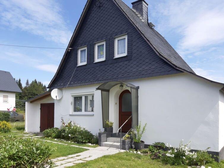 Ferienhaus Haus am Rennsteig (BSG100) in Lehesten - 4 Personen, 2 Schlafzimmer, holiday rental in Sonneberg
