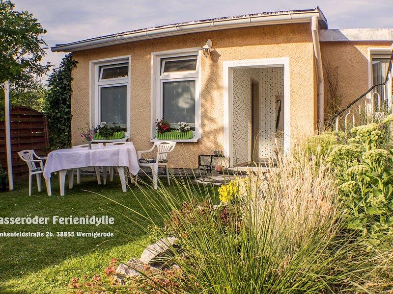 Ferienwohnung Wernigerode für 1 - 3 Personen - Ferienwohnung, alquiler de vacaciones en Wernigerode