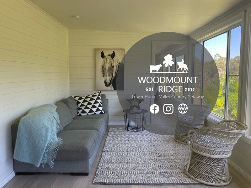 Family, Horse and Dog Friendly Getaway close to Pokolbin, holiday rental in Mount View