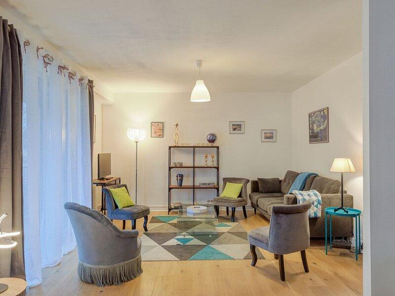 Le Fougères - 2 chambres, garage privé, holiday rental in Saint-Sulpice-la-Foret