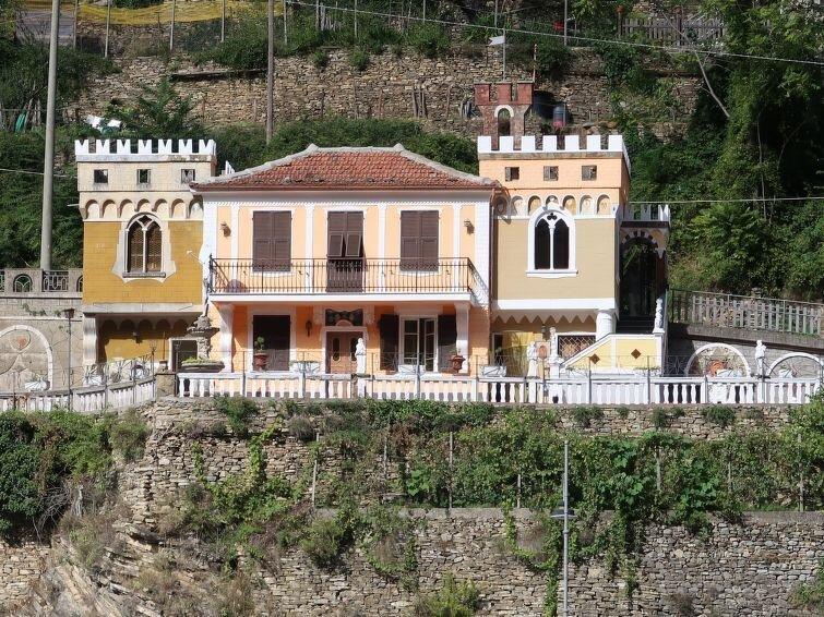 Ferienhaus Villa Castello (BLC130) in Badalucco - 5 Personen, 3 Schlafzimmer, casa vacanza a Agaggio Inferiore