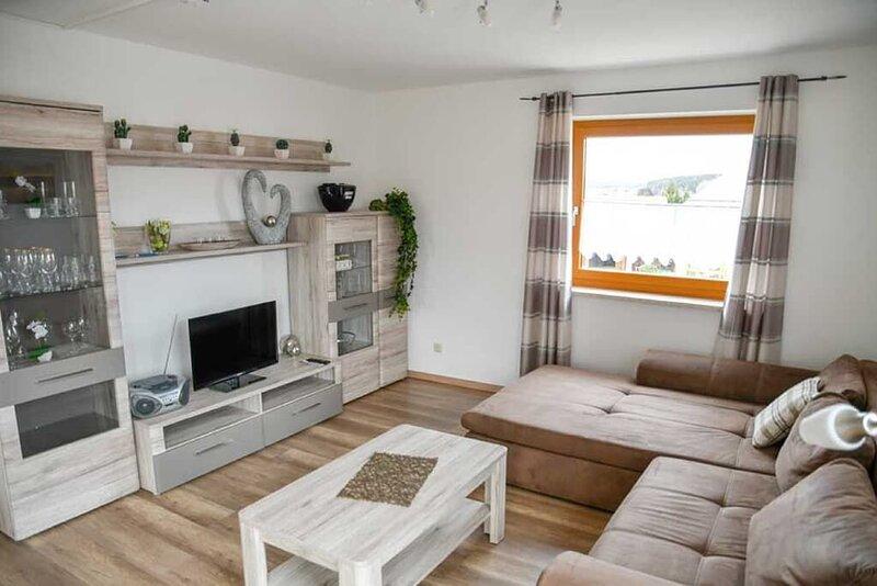 Ferienwohnung für 4 Personen in ruhiger Lage, holiday rental in Treffelstein