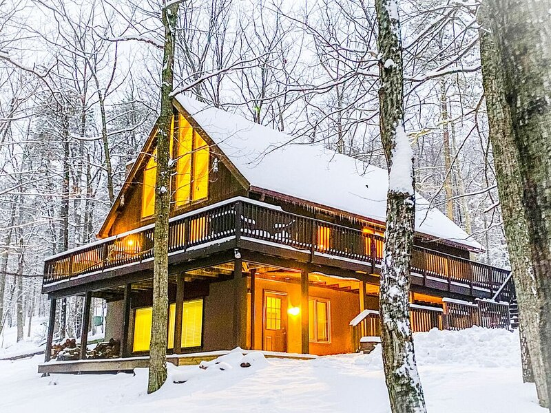 Paradise Found in the heart of Massanutten, holiday rental in Dayton