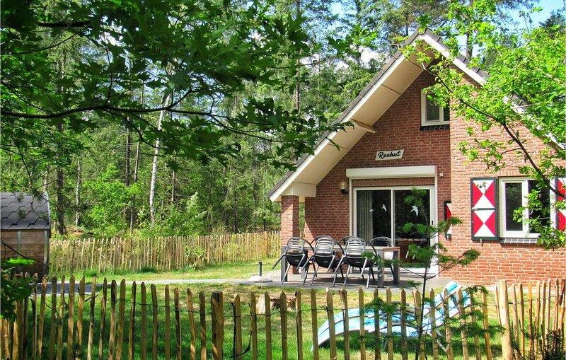 3 Zimmer Unterkunft in Ommen, alquiler vacacional en Dedemsvaart
