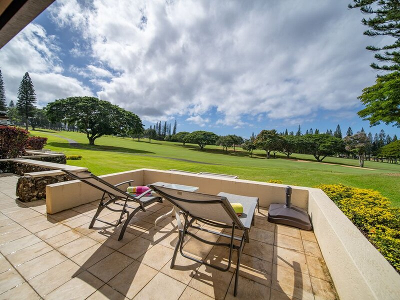 Kapalua Golf Villa Gold!  Designer Upgrades!, holiday rental in Kapalua