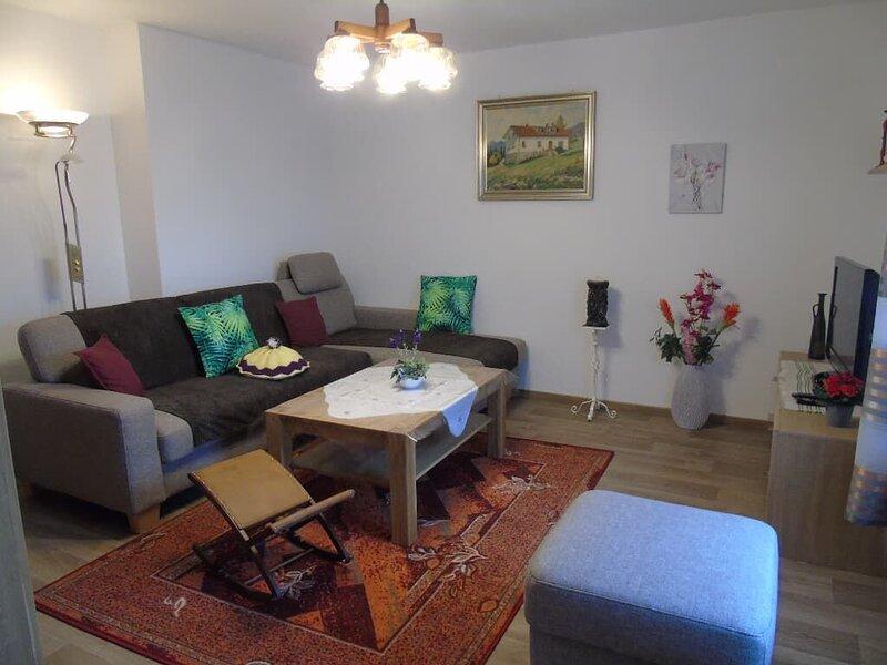 76m2 große Ferienwohnung für 4 Personen in ruhiger Lage, holiday rental in Susice