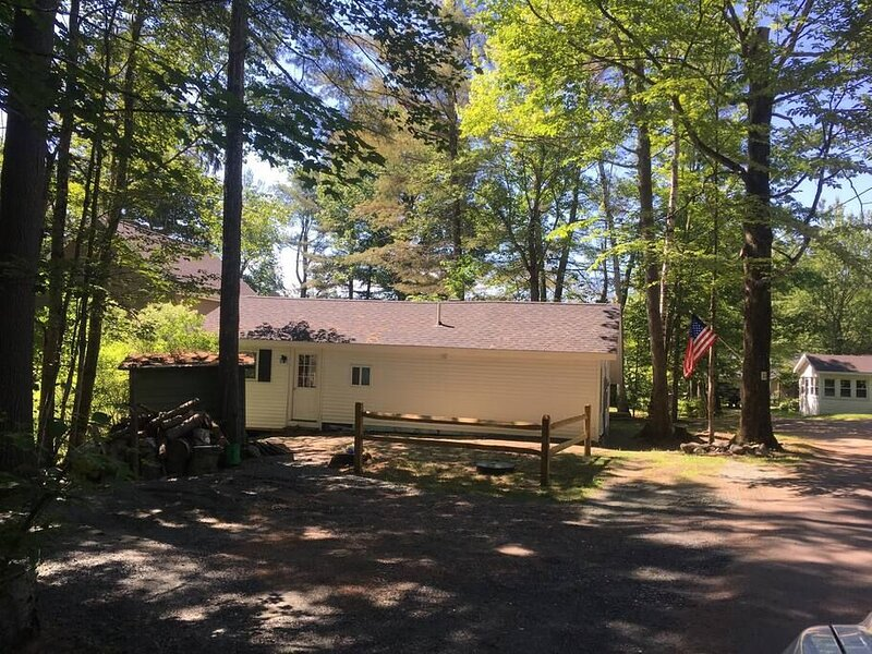 Little Cabin Retreat - *Dog Friendly*, holiday rental in Canaan