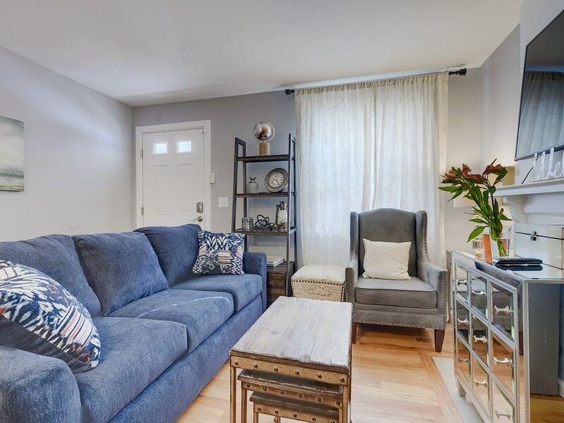 Ultimate Denver Getaway 2 Bd Designer Apartment, alquiler de vacaciones en Denver