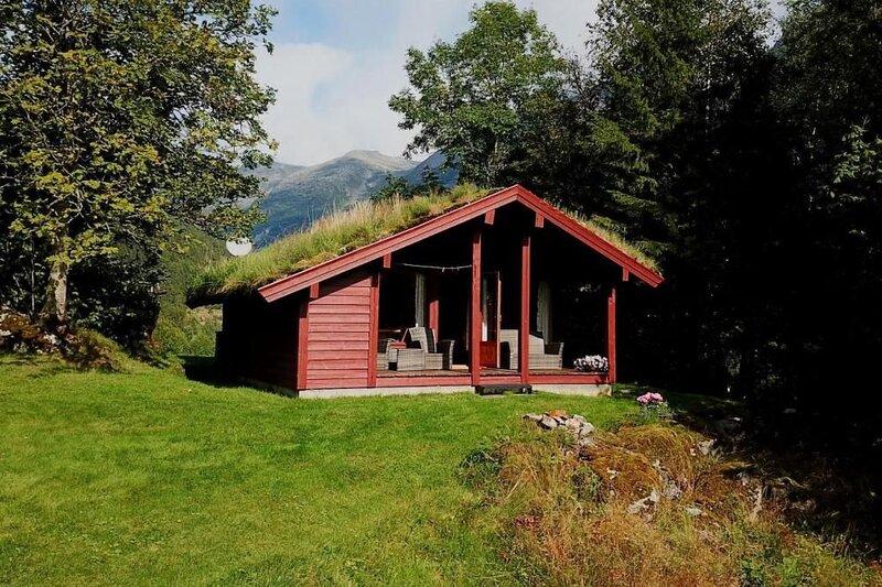 Ferienhäuser, Olden, casa vacanza a Veitastrond
