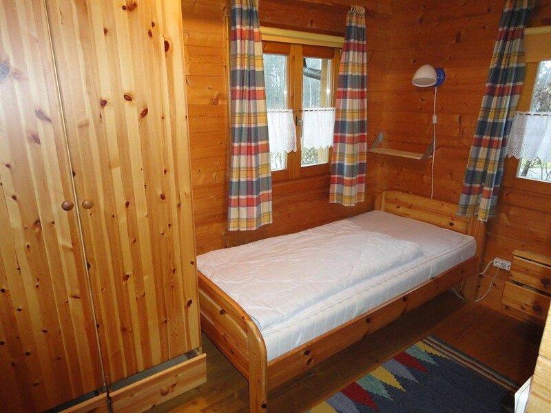 50 qm großes Blockhaus F*** im Bayerischen Wald, vacation rental in Waffenbrunn