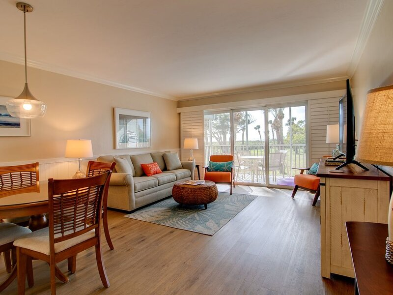 South Seas Beach Villa 2216: Just Remodeled w/ Stunning Gulf Views & Sunsets!, vacation rental in Saint James City