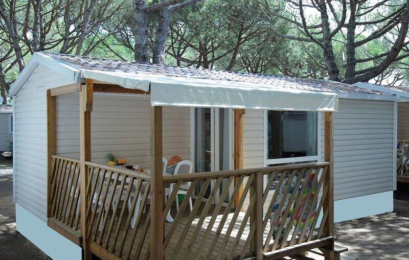 Ferienhaus - 6 Personen*, 32m² Wohnfläche, 2 Schlafzimmer, Internet/WIFI, Kabel, casa vacanza a Lido di Jesolo