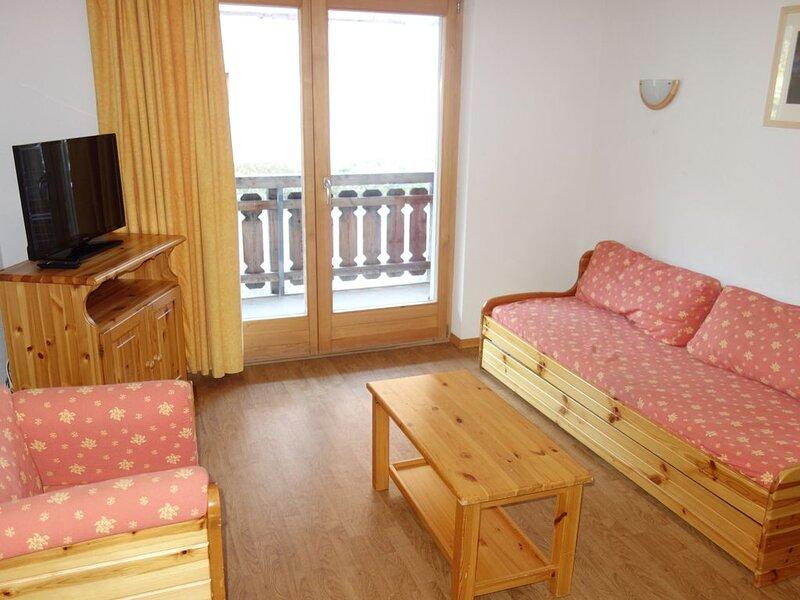Pracondu 2 403 - SKI IN & SUNNY apartment 6 pers, holiday rental in Haute-Nendaz