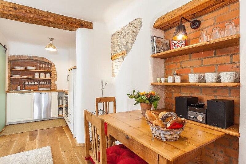 35qm große, komfortabel eingerichtete, 2014 sanierte FeWo, holiday rental in Kelheim