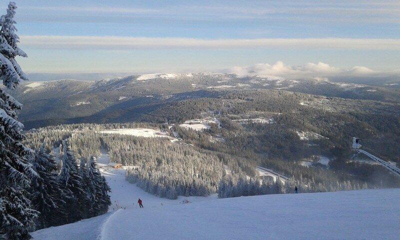Ferienwohnung Penzkofer (Zandt)-Wintersport am Arber