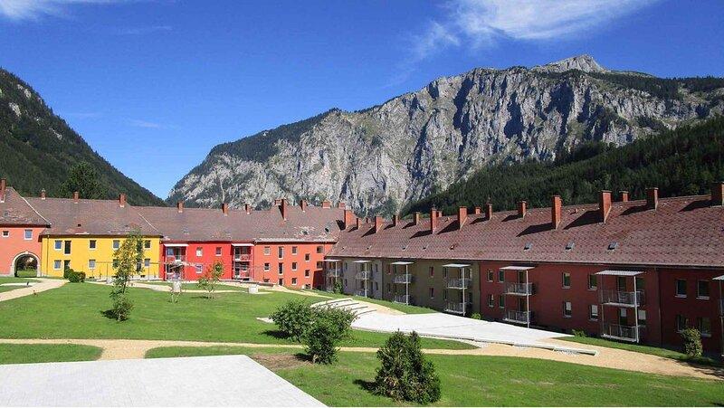 Ferienwohnung mit Geschirrspüler und Wlan, Ferienwohnung in Sankt Michael in der Obersteiermark