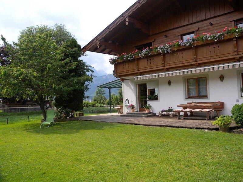 Ferienwohnung am Ortsrand, holiday rental in St Johann in Tirol