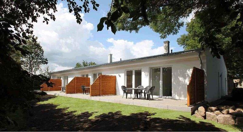 Ferienwohnung mit Fußbodenheizung und Terrasse, holiday rental in Lieschow