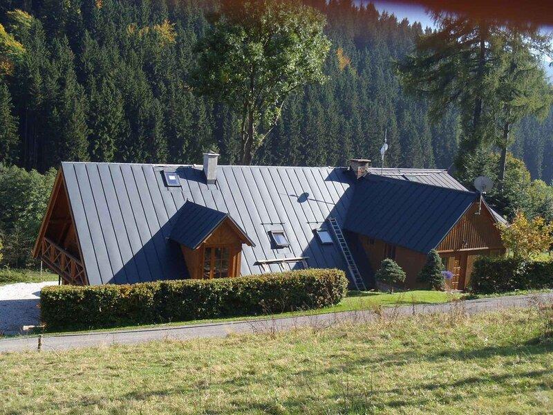 Ferienwohnung mit eigenem Eingang, holiday rental in Horni Mala Upa