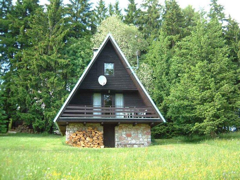 Ferienhaus mit Sauna und Kamin, vacation rental in Pec pod Snezkou