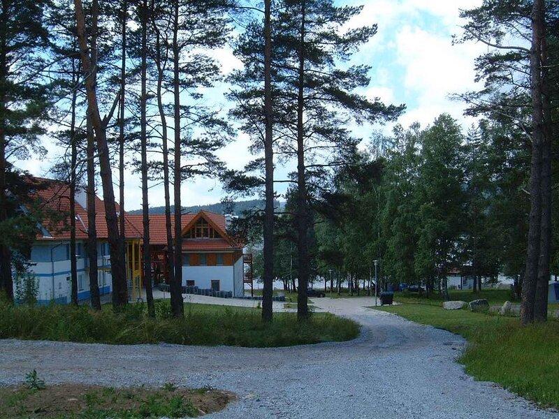 Ferienwohnung im Appartement-Park Riviera Lipno am Lipno-Stausee, vacation rental in Cerna v Posumavi