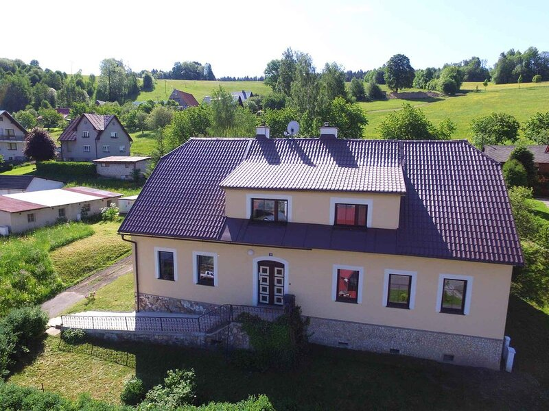 Ferienhaus in der Nähe Skiareal, vacation rental in Szklarska Poreba
