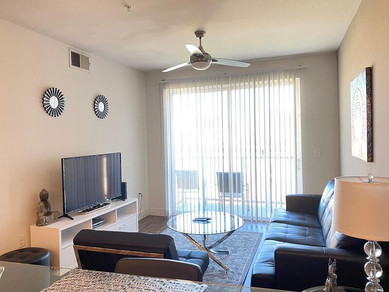 Legacy West|Corporate|1 Bedroom|City View, alquiler vacacional en Plano