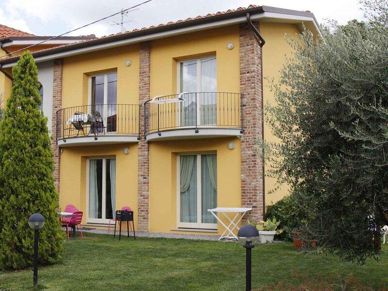 Ferienwohnung con WI-FI, holiday rental in Lunata