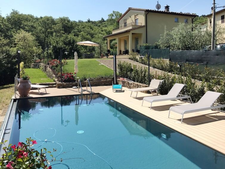 Ferienhaus Pianelli (PGO240) in Pergine Valdarno - 7 Personen, 3 Schlafzimmer, alquiler de vacaciones en Pergine Valdarno