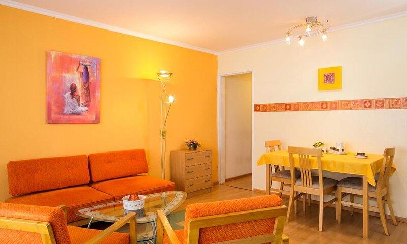 Geschmackvoll und hochwertig eingerichtet mit Fernblick, alquiler de vacaciones en Strazny