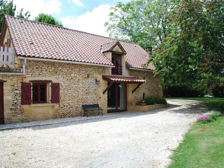 Ferienhaus Vialard Haut (AMA201) in Saint Amand-de-Coly - 5 Personen, 2 Schlafzi, holiday rental in La Cassagne