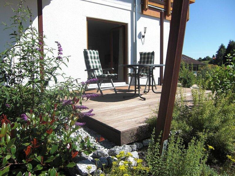 Ferienwohnung Füssen für 1 - 2 Personen mit 1 Schlafzimmer - Ferienwohnung, vacation rental in Schwangau