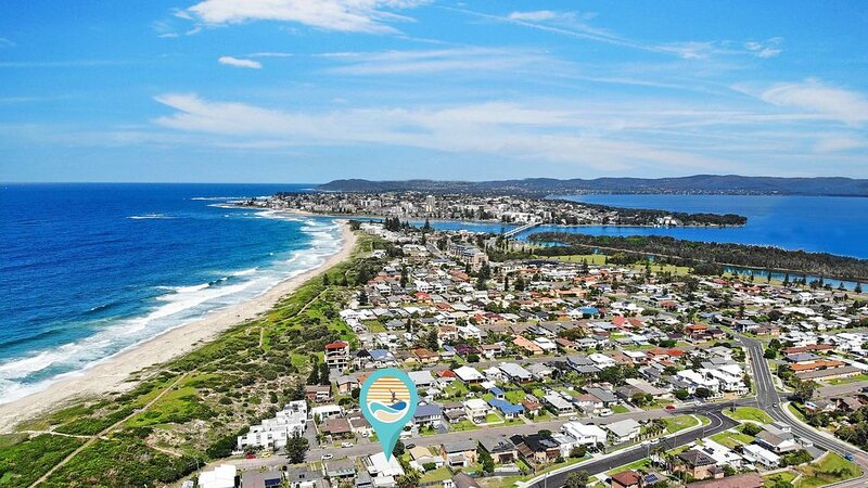 Gone to the Beach - 40 Coogee Ave, The Entrance No, holiday rental in Yarramalong