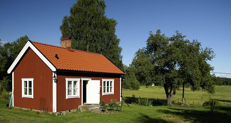 Unser Ferienhaus im Sommer